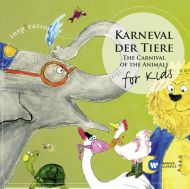 Carnival Of The Animals For Kids - Various Artists [ CD ]