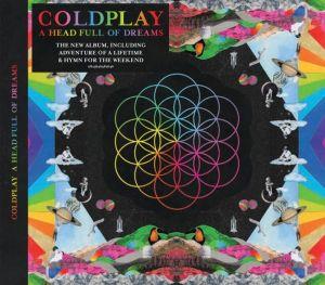Coldplay - A Head Full Of Dreams [ CD ]