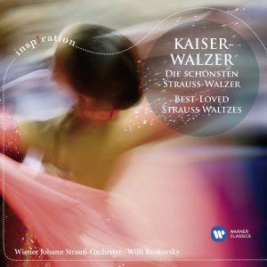Wiener Johann Strauss Orchester - Kaiserwalzer: Best Loved Strauss Waltzes [ CD ]