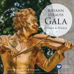 Strauss, Johann II - Johann Strauss Gala - Walzer & Polkas [ CD ]