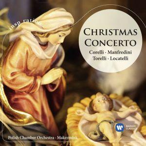 Christmas Concerto - Corelli, Manfredini, Torelli.. - Various [ CD ]