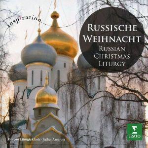 Moscow Liturgic Choir - Russian Christmas Liturgy [ CD ]