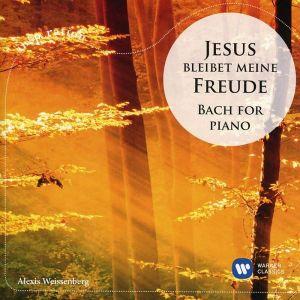 Alexis Weissenberg - Jesus Bleibet Meine Freude - Bach For Piano [ CD ]
