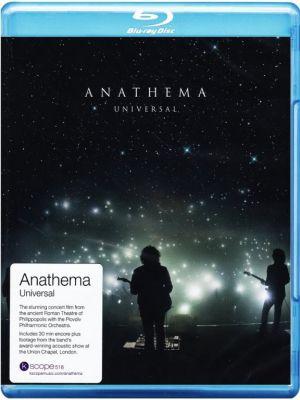Anathema - Universal (Blu-Ray) [ BLU-RAY ]