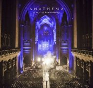 Anathema - A Sort Of Homecoming (Live show on March 7th, 2015) (2CD with DVD) [ CD ]