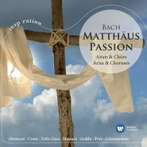 Bach, J. S. - St Matthew Passion - Arias & Choruses [ CD ]