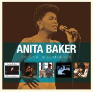 Anita Baker - Original Album Series (5CD) [ CD ]