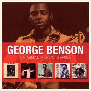 George Benson - Original Album Series Vol.1 (5CD) [ CD ]