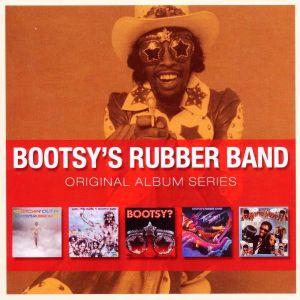 Bootsy's Rubber Band - Original Album Series (5CD) [ CD ]