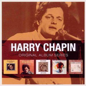 Harry Chapin - Original Album Series (5CD) [ CD ]