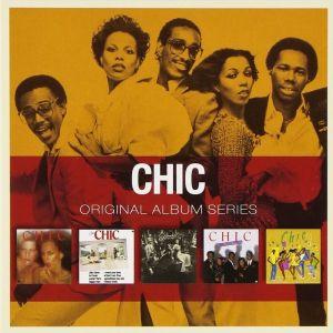 Chic - Original Album Series (5CD) [ CD ]