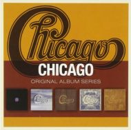 Chicago - Original Album Series Vol.1 (5CD) [ CD ]