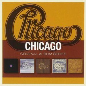 Chicago - Original Album Series Vol.1 (5CD) [ CD ]