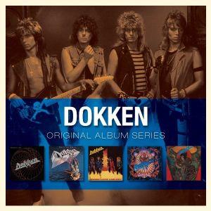 Dokken - Original Album Series (5CD) [ CD ]