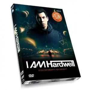 Hardwell - I Am Hardwell (DVD with CD) [ DVD ]