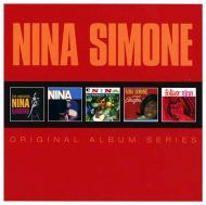Nina Simone - Original Album Series (5CD) [ CD ]