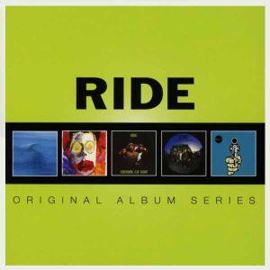 Ride - Original Album Series (5CD) [ CD ]