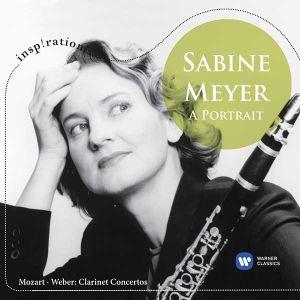 Sabine Meyer - A Portrait: Works by Mozart & Weber [ CD ]