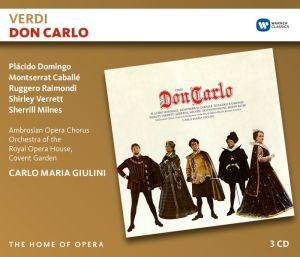 Verdi, G. - Don Carlo (3CD) [ CD ]