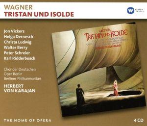 Wagner, R. - Tristan Und Isolde (4CD) [ CD ]