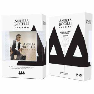 Andrea Bocelli - Cinema (Access All Areas Limited Edition) [ CD ]