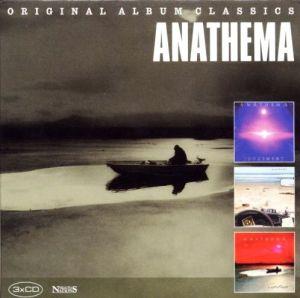 Anathema - Original Album Classics (3CD Box) [ CD ]