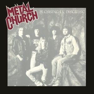 Metal Church - Blessing In Disguise (Vinyl) [ LP ]