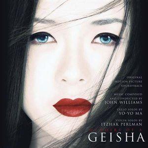 Memoirs of a Geisha - Soundtrack (Music by John Williams) [ CD ]