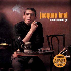 Brel, Jacques - C'Est Comme Ca (2CD) [ CD ]
