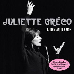 Juliette Greco - Bohemian In Paris (2CD) [ CD ]