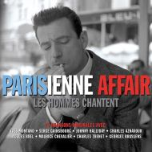 Parisienne Affair Les Hommes Chantent - Various (3CD) [ CD ]