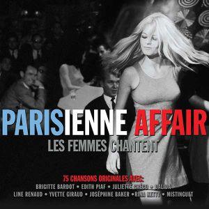 Parisienne Affair Les Femmes Chantent - Various (3CD) [ CD ]
