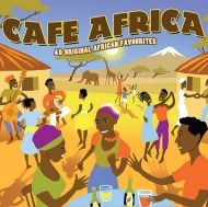 Cafe Africa (40 Original African Favourites) - Various (2CD) [ CD ]