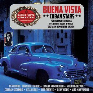 Buena Vista Cuban Stars (75 Original Recordings) - Various (3CD) [ CD ]