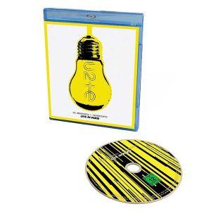 U2 - iNNOCENCE + eXPERIENCE Live In Paris (Blu-Ray) [ BLU-RAY ]