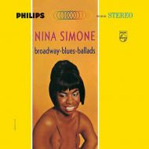 Simone, Nina - Broadway, Blues, Ballads (Vinyl) [ LP ]