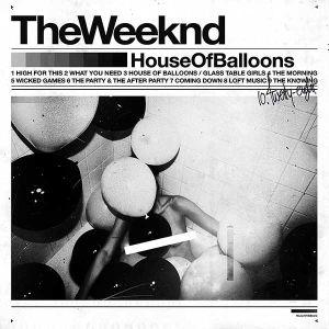 Weeknd - House Of Balloons (2 x Vinyl) [ LP ]