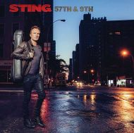 Sting - 57th & 9th (Standart Import Edition 10 track's) [ CD ]