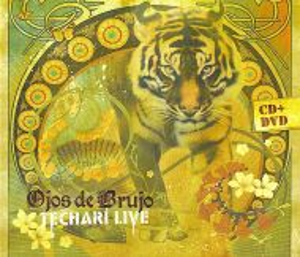 Ojos De Brujo - Techari Live (CD with DVD-Video) [ CD ]