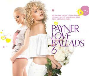 Payner Love Ballads vol.6 - Компилация 2017 [ CD ]