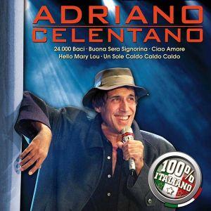Adriano Celentano - Adriano Celentano 100% Italiano [ CD ]
