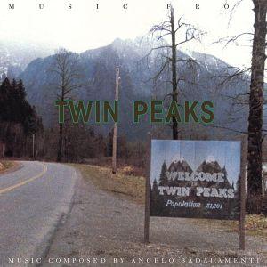 Twin Peaks - Soundtrack (Music Composed by Angelo Badalamenti) (Vinyl) [ LP ]