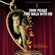 Twin Peaks - Fire Walk With Me - Soundtrack (Music Composed by Angelo Badalamenti) (Vinyl) [ LP ]