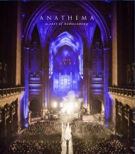 Anathema - A Sort Of Homecoming (Live show on March 7th, 2015) (Blu-Ray) [ BLU-RAY ]