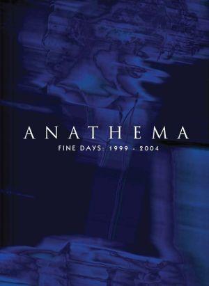 Anathema - Fine Days 1999-2004 (3CD with DVD-Video) [ CD ]