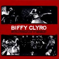 Biffy Clyro - Revolutions/Live at Wembley (CD with DVD) [ CD ]