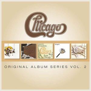 Chicago - Original Album Series Vol.2 (5CD) [ CD ]