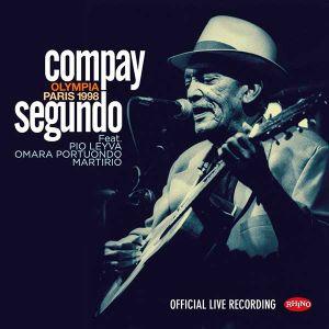 Compay Segundo - Live Olympia Paris 1998 (CD with DVD) [ CD ]