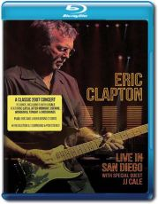 Eric Clapton - Live in San Diego (with Special Guest JJ Cale) (Blu-Ray) [ BLU-RAY ]