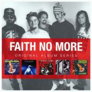 Faith No More - Original Album Series (5CD) [ CD ]